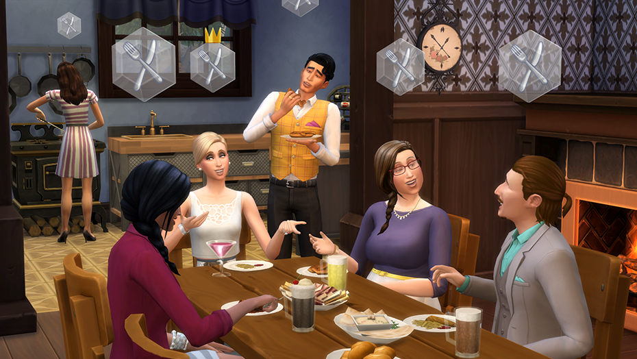 THE SIMS 4 GET TOGETHER (Origin Key/MULTI/GLOBAL/DLC)
