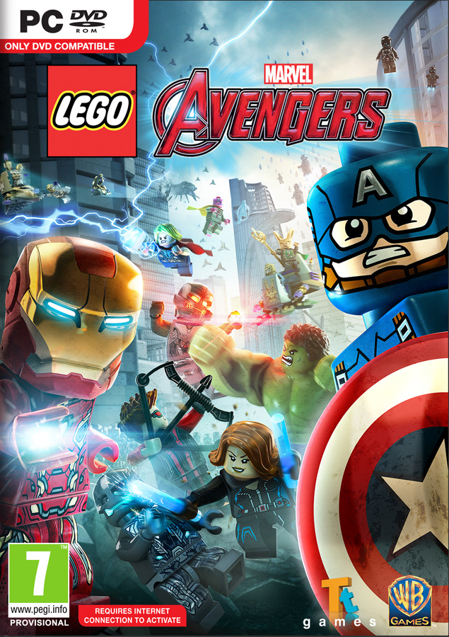 LEGO Marvel Мстители + DLC *STEAM KEY+БОНУС+СКИДКИ