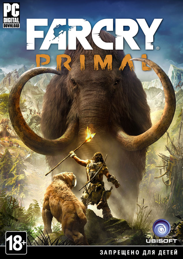 Far Cry Primal (UPLAY/*RU KEY) +BONUS