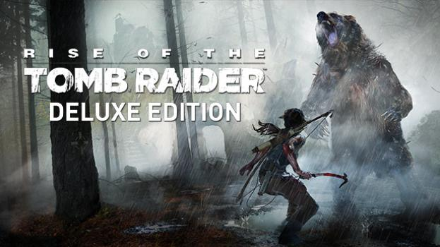 Rise of the tomb raider digital deluxe