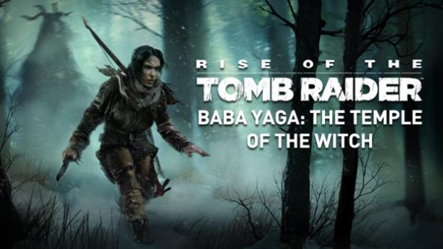 Rise of the Tomb Raider DLC - Baba Yaga STEAM