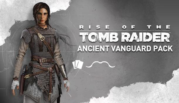 Rise of the Tomb Raider DLC -  Ancient Vanguard  Pack