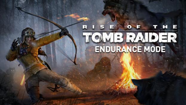 Rise of the Tomb Raider - Endurance Mode *DLC/STEAM