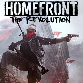HOMEFRONT The Revolution (Steam KEY/RU)