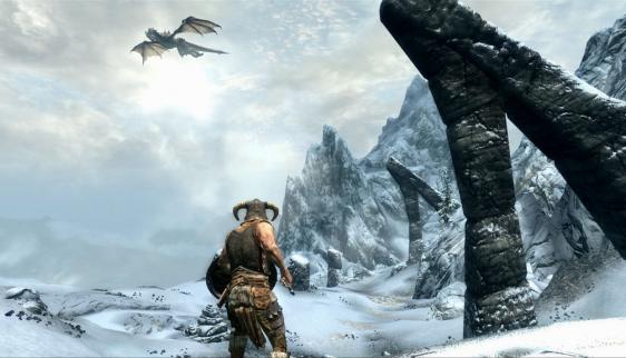 The Elder Scrolls V : Skyrim (Steam \RU KEY)+BONUS
