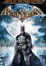 Batman: Arkham Asylum GOTY KEY/REGION FREE/STEAM+БОНУС