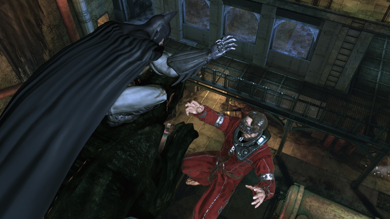 Batman: Arkham Asylum GOTY KEY/REGION FREE/STEAM+BONUS