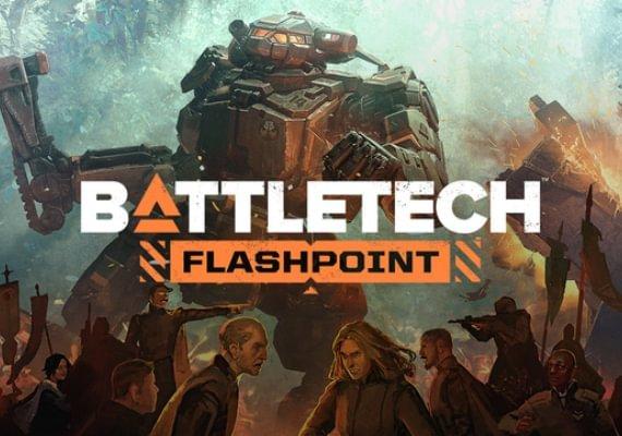 👻Battletech Flashpoint DLC (Steam/Region Free)