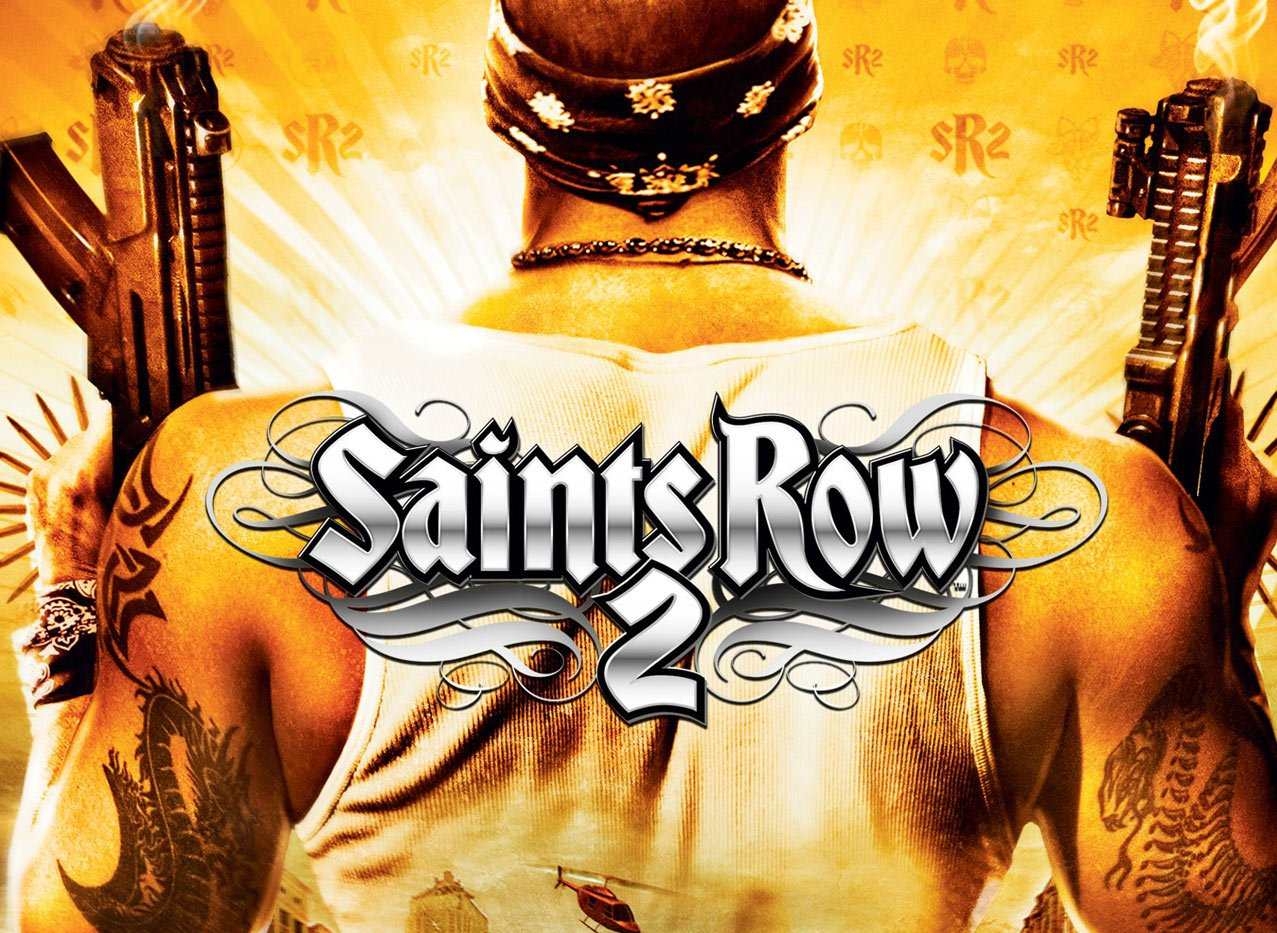 Saints Row 2 STEAM KEY GLOBAL + BONUS
