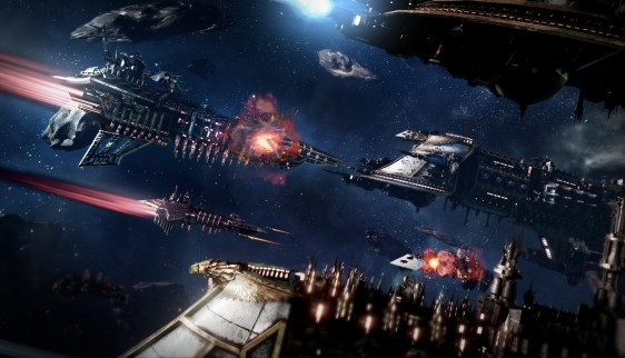Battlefleet Gothic: Armada STEAM KEY/REGION FREE+БОНУС
