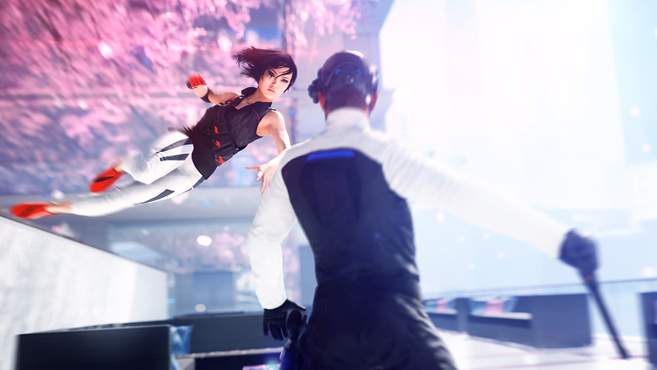 Mirror´s Edge Catalyst Origin Key GLOBAL