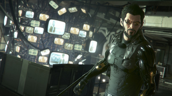 Deus Ex: Mankind Divided+DLC (Steam Key)+ Bonus
