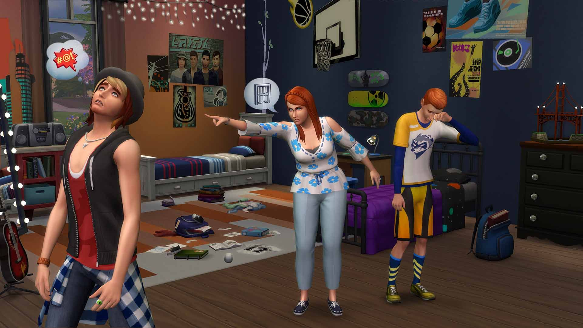 THE SIMS 4 Parents  DLC(Origin / Global) Special Price
