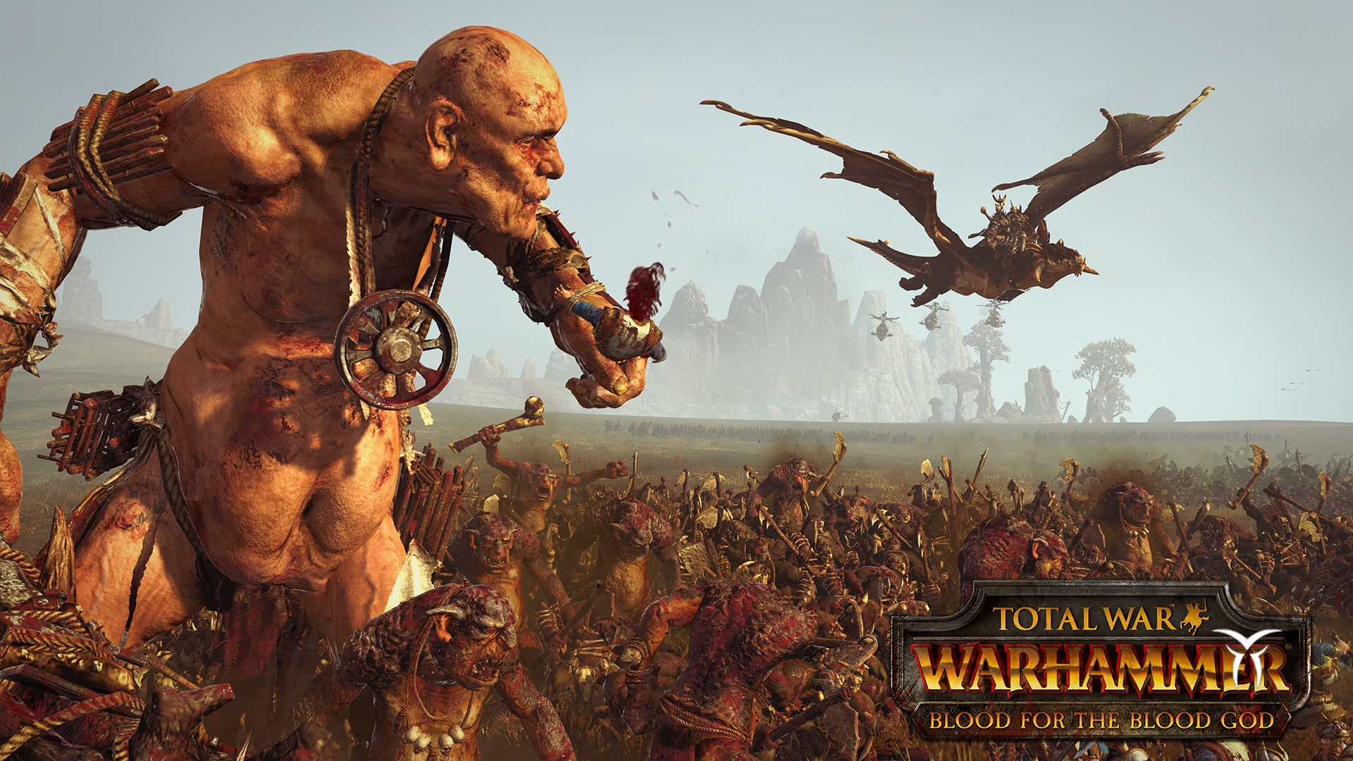 Total War Warhammer - Blood for the Blood God (Steam)