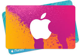 iTunes Gift Card 25 USD + Бонус