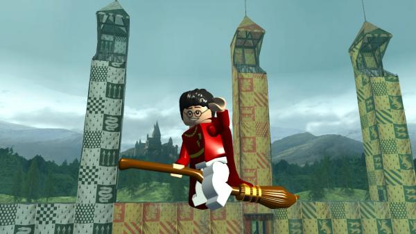 LEGO Harry Potter: Years 1-4 (Steam/Region Free)
