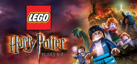 LEGO Harry Potter: Years 5-7 (Steam/Region Free)