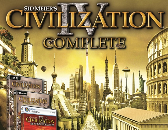 Civilization IV 4 Complete Edition (Steam/Ru) + Bonus