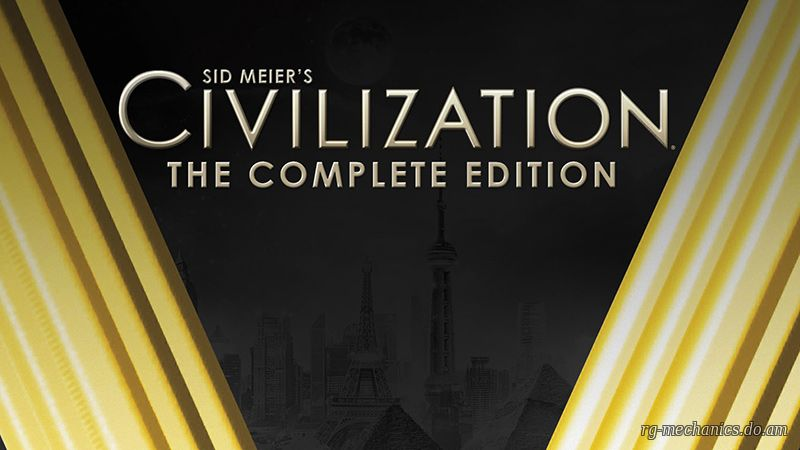 Civilization V 5 Complete Edition (Steam) + Bonus