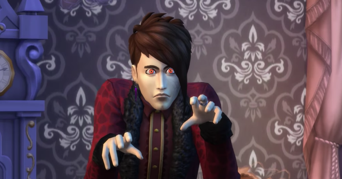 The Sims 4: DLC Vampires (Origin Key / Global)