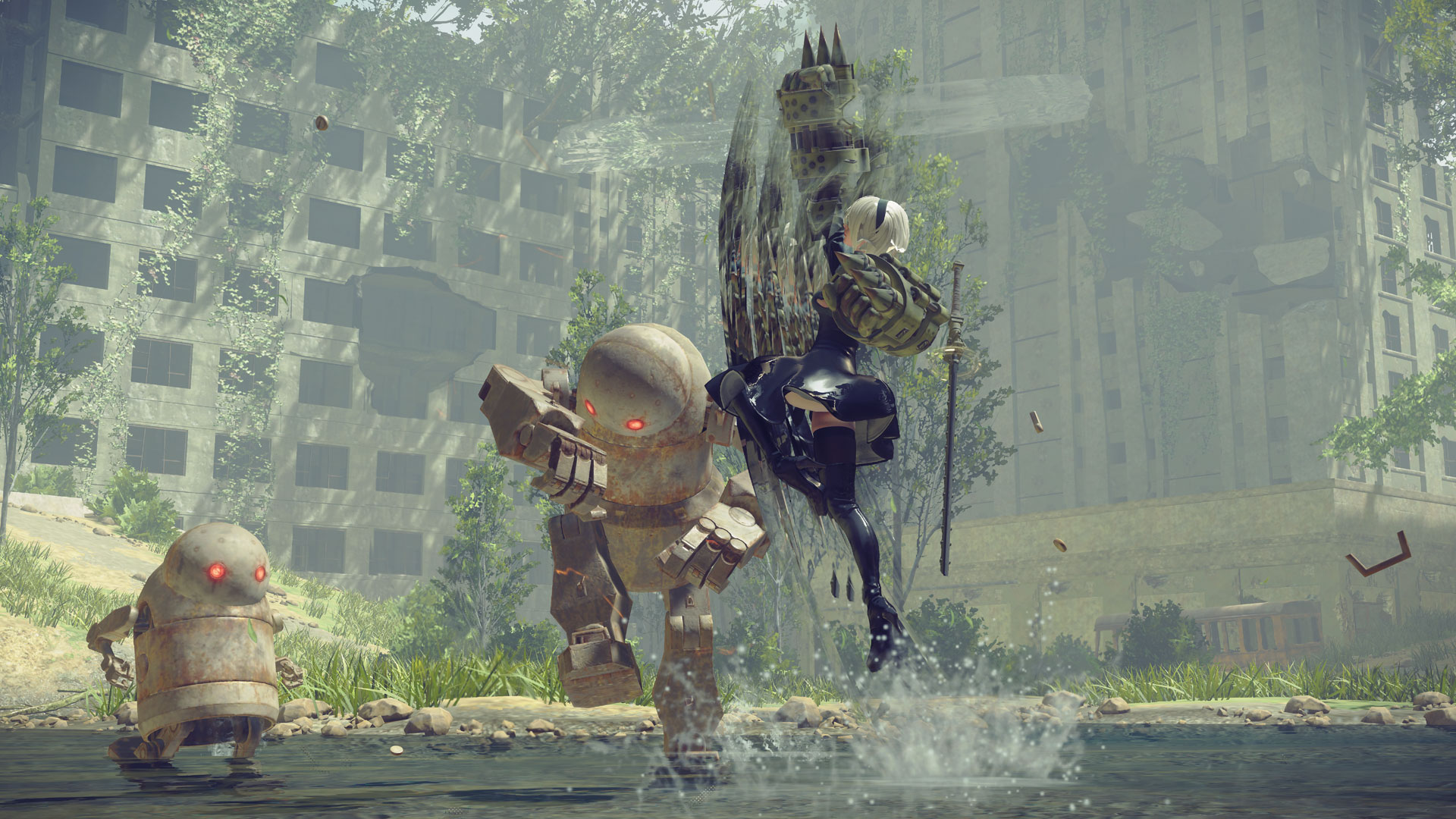 NieR: Automata (Steam Key) + Bonus