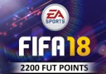 Fifa 18-2200 FUT Point (Origin/RegionFree/Multi)+Bonus
