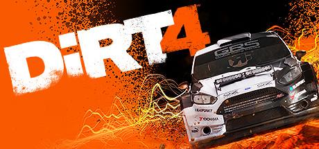 DiRT 4  (Steam Ключ)