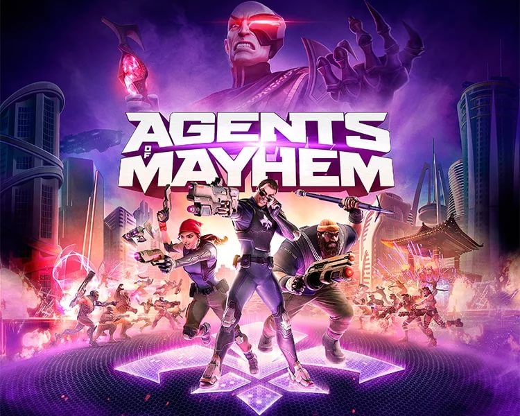 Agents of Mayhem + Bonus pre-order (key for Steam)