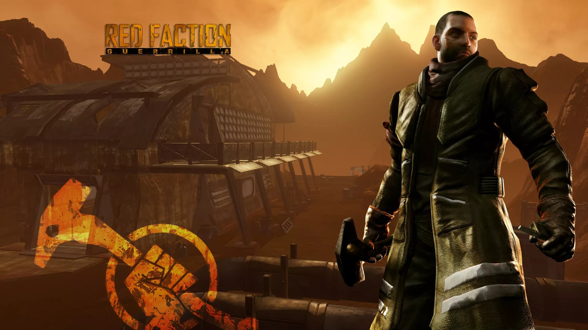 Red Faction Guerrilla Re-Mars-tere (Steam Ключ) + Бонус