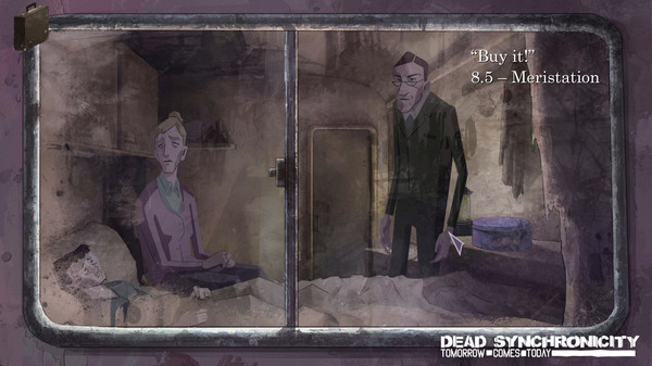 Dead Synchronicity:Tomorrow comes Today(Steam/Ru\UA\CIS