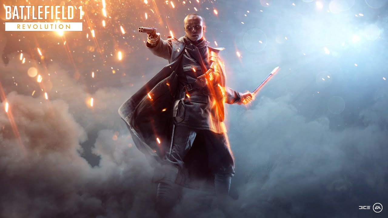 BATTLEFIELD 1 REVOLUTION (ORIGIN KEY GLOBAL)