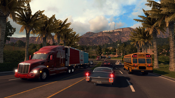 American Truck Simulator (Steam/Ru)