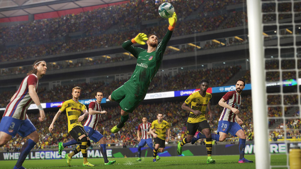 PRO EVOLUTION SOCCER 2018 (Steam Key) + Bonus
