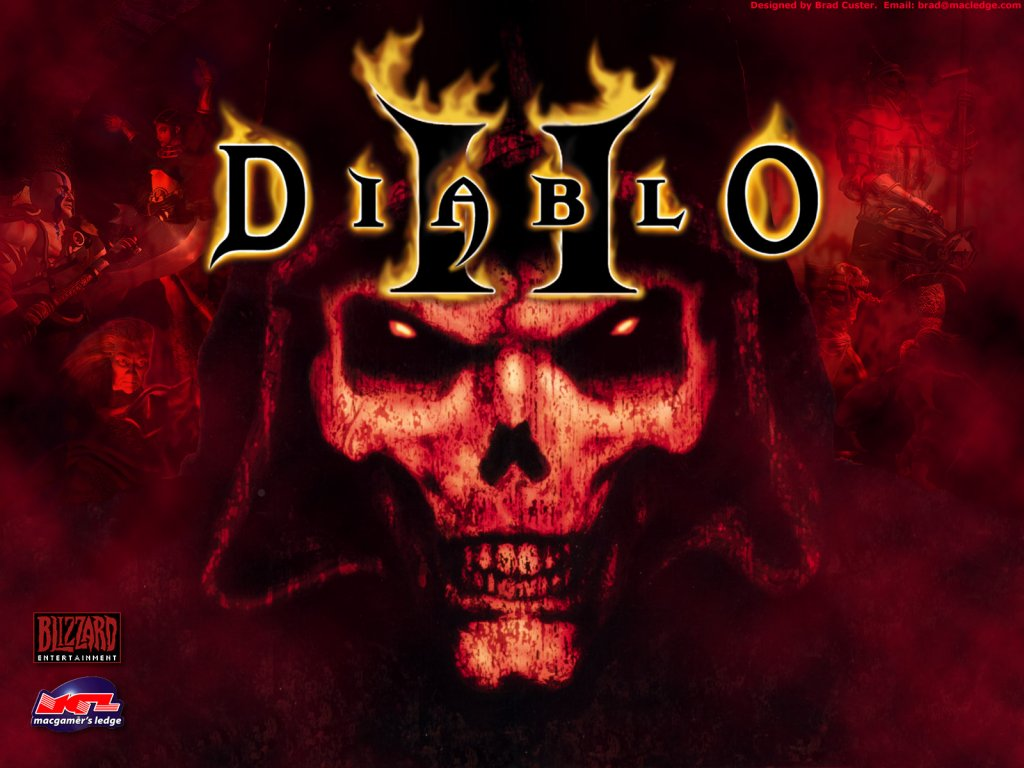 Diablo II 2 (Battle.Net/ Region Free)