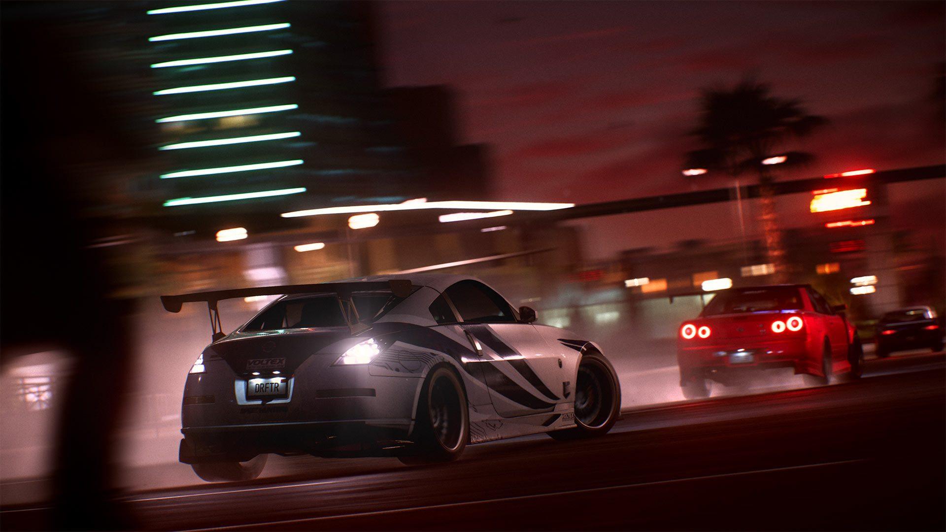 Скриншот  5 - Need For Speed Payback (Origin/Русский) + Бонус