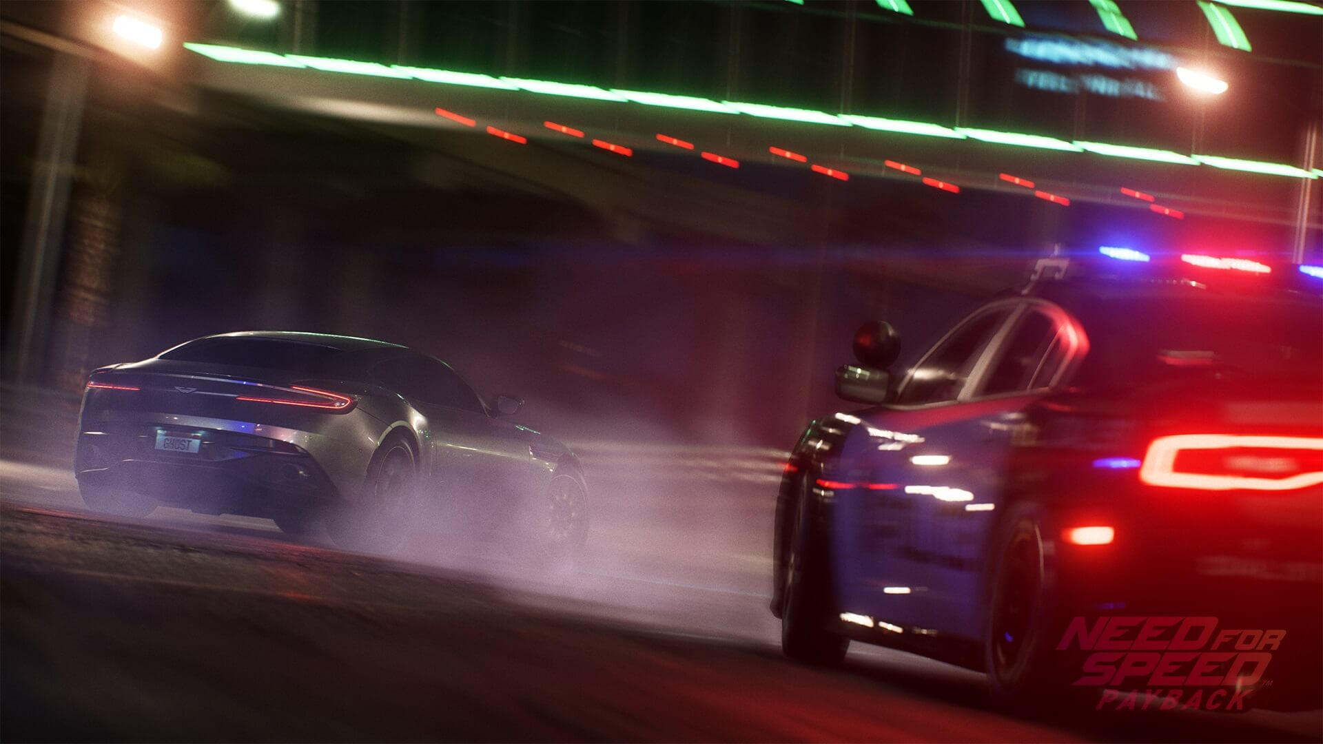 Скриншот  4 - Need For Speed Payback (Origin/Русский) + Бонус