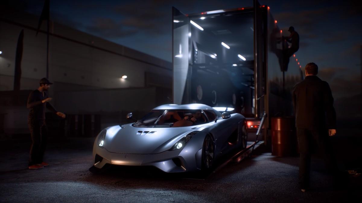 Скриншот  3 - Need For Speed Payback (Origin/Русский) + Бонус