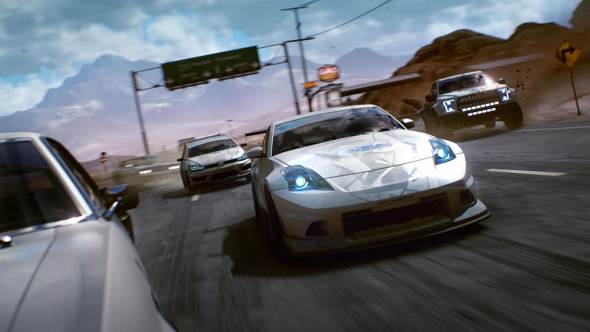 Скриншот  7 - Need For Speed Payback (Origin/Русский) + Бонус