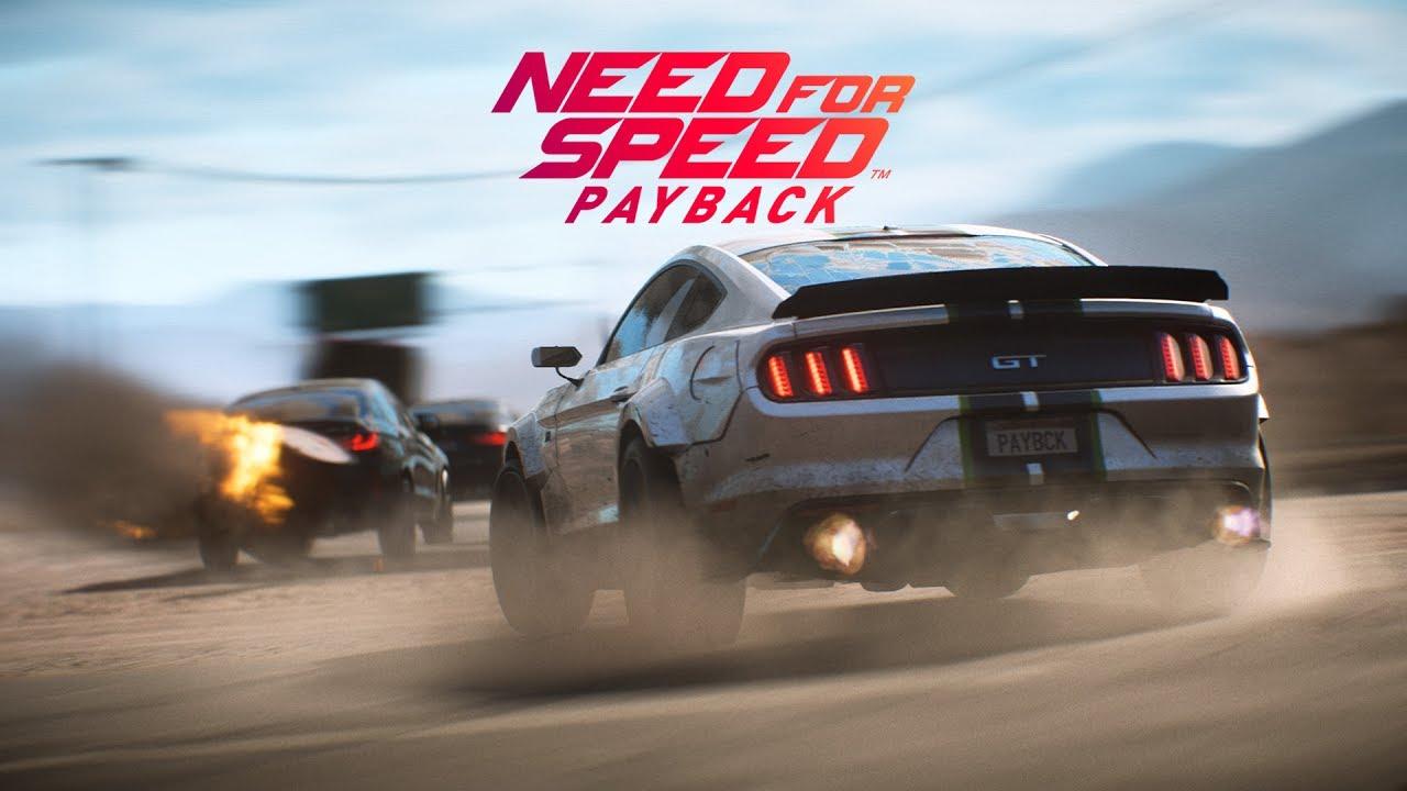 Скриншот  1 - Need For Speed Payback (Origin/Русский) + Бонус