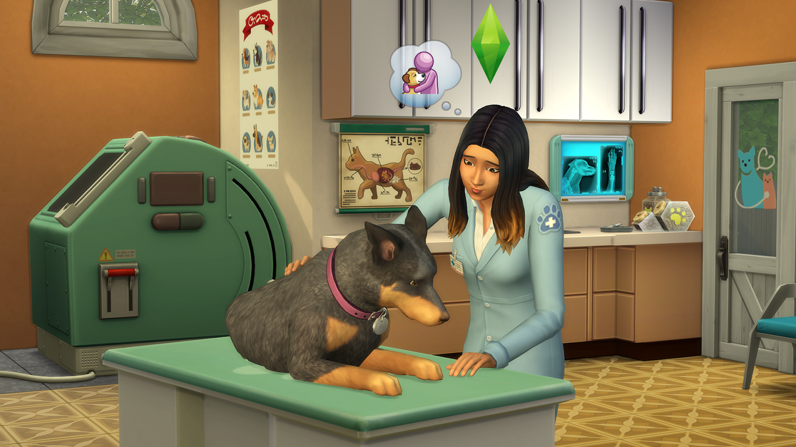The Sims 4 Cats and Dogs (Origin Key/Global/Multilangu)