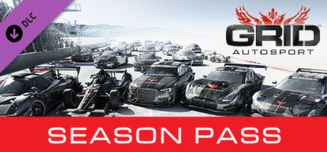 Grid Autosport Season Pass (Steam/Region Free)