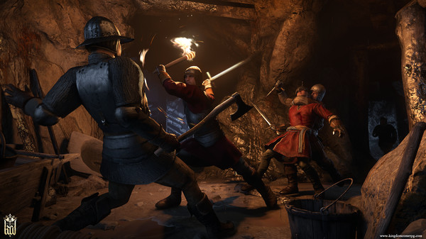 KINGDOM COME: DELIVERANCE RU  Steam CD Key
