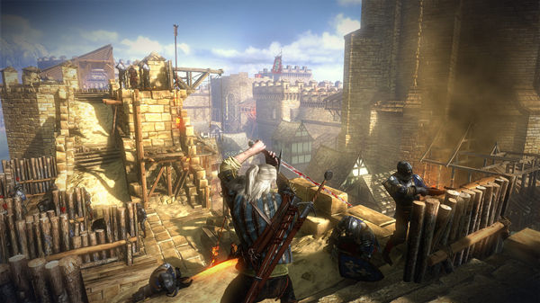 Buy witcher 2 assassins of kings steam region free and download witcher 2 assassins of kings steam region free publicscrutiny Image collections