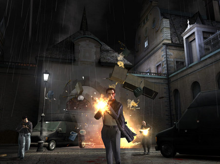 Max Payne 2: The Fall of Max Payne (Steam Ключ)