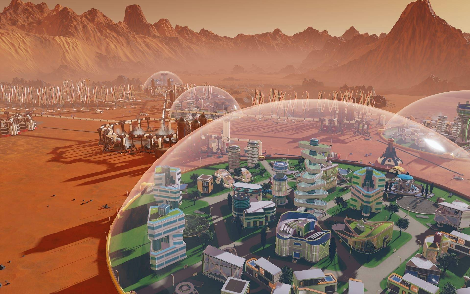 Surviving Mars (Steam/Русский)