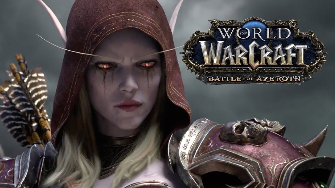 World of Warcraft Battle for Azeroth (BattleNet / Ru)