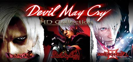 Скриншот  1 - Devil May Cry HD Collection (1,2,3)(Ключ Steam)
