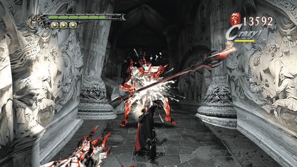 Скриншот  7 - Devil May Cry HD Collection (1,2,3)(Ключ Steam)