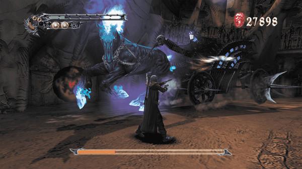 Скриншот  9 - Devil May Cry HD Collection (1,2,3)(Ключ Steam)