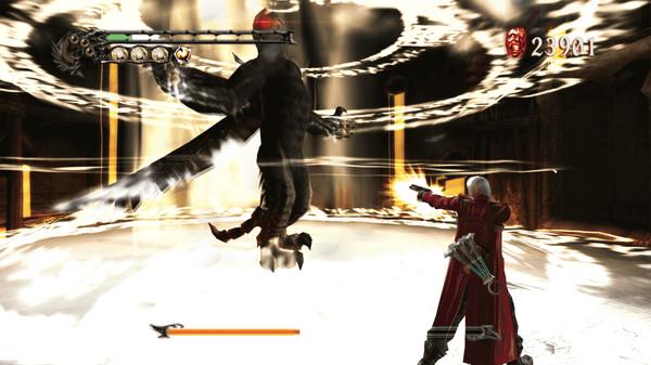 Скриншот  3 - Devil May Cry HD Collection (1,2,3)(Ключ Steam)